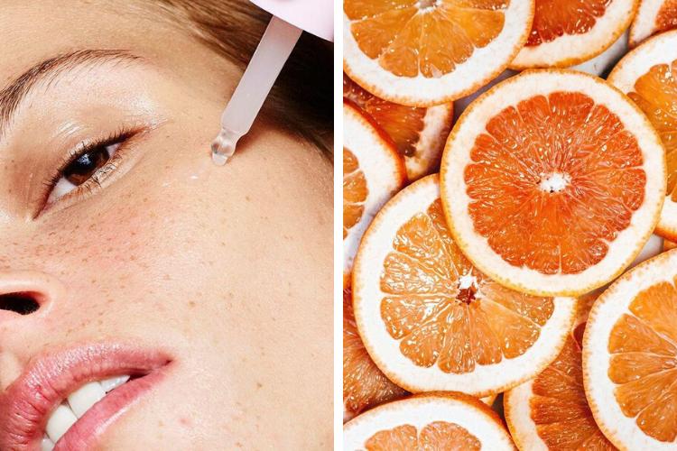 La Vitamine C pour prendre soin de son contour de l'oeil