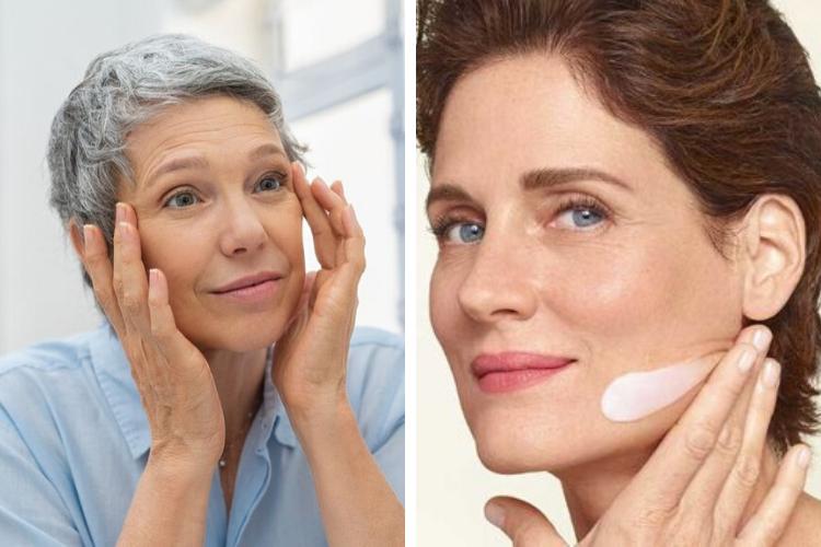 Prendre soin de sa peau à la ménopause