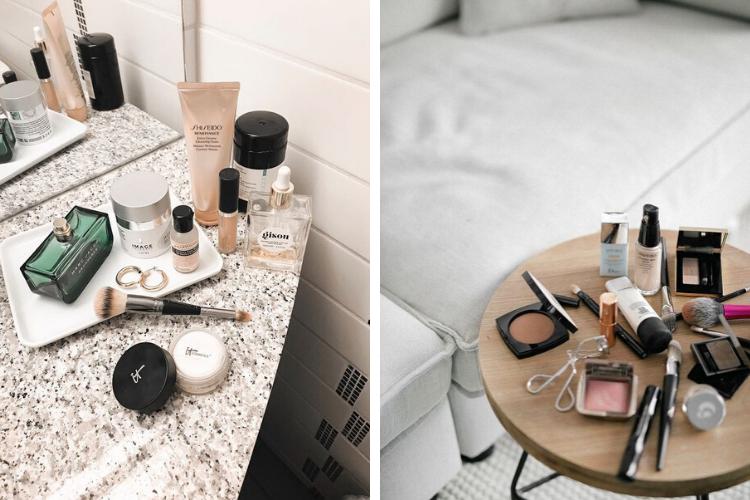 Le boom des cosmétiques d'occasion