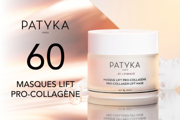 60 Masque Lift Pro-Collagène de PATYKA à tester
