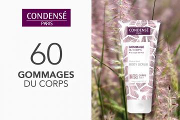 60 Gommage du Corps de Condensé Paris à tester