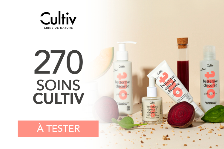 270 soins Cultiv à tester