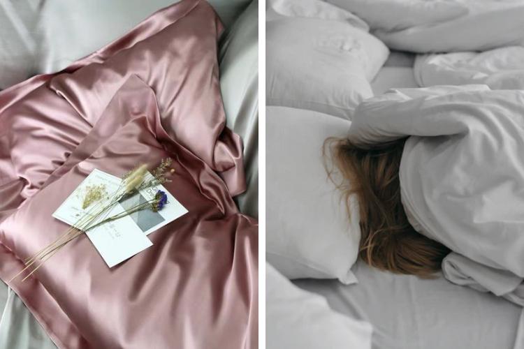 J'adopte ou pas : la taie d'oreiller en soie