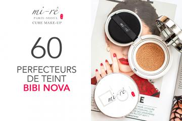 60 Bibi Nova de Mi-rê Cosmetics à tester