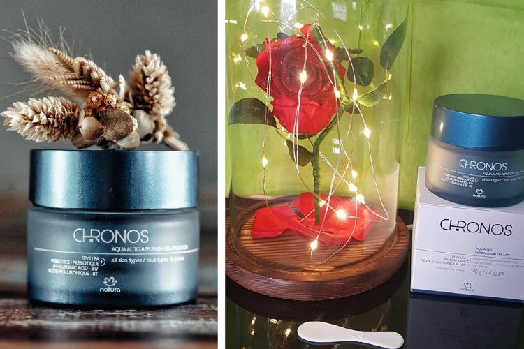 Gel ultra-désaltérant Chronos Aqua de Natura : les Beauties vous partagent leurs avis