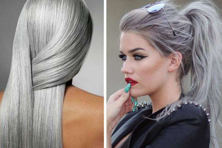 Comment prendre soin de ses cheveux blancs / gris ?