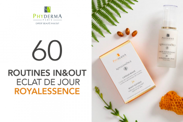 60 Routines In&Out Éclat Anti-Pollution Royalessence de Phyderma de Phyderma à tester