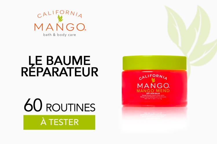 Baume Réparateur Extrême de California Mango - 60 produits à tester