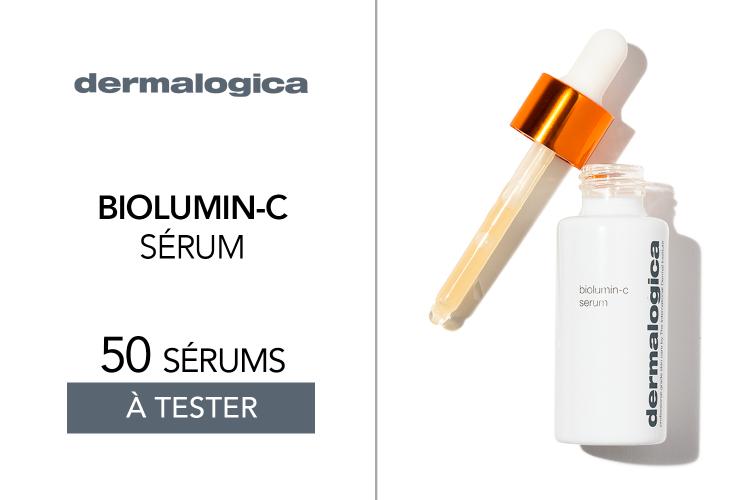 Biolumin-C Serum Dermalogica : 50 soins à tester !