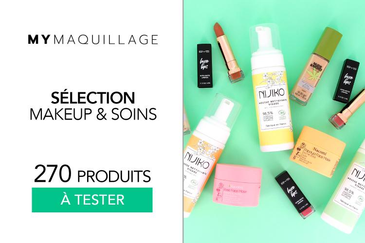 Maquillage et soins : 270 produits de chez My Maquillage à tester !