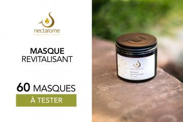 Masque aux algues de Nectarome : 60 masques à tester !
