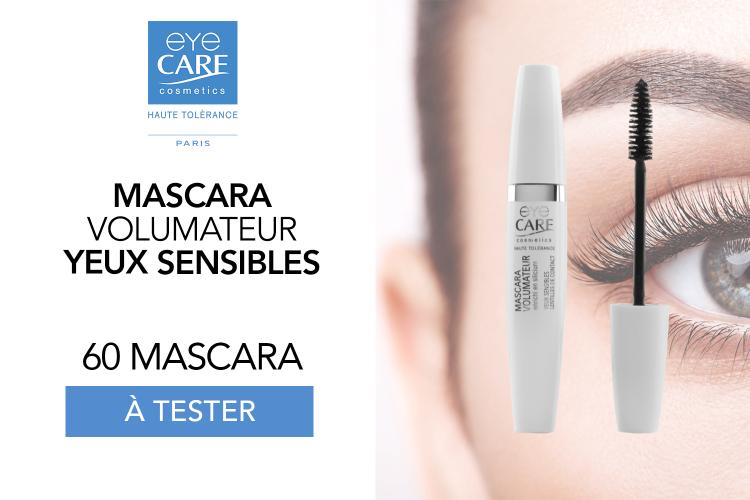 Mascaras Volumateurs Eye Care : 60 produits à tester