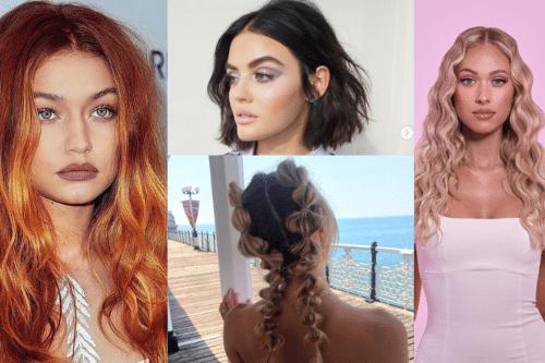 Tendances cheveux été 2021 : coupes et teintures
