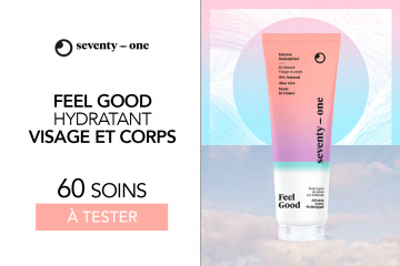 60 Feel Good - Hydratant Naturel Universel