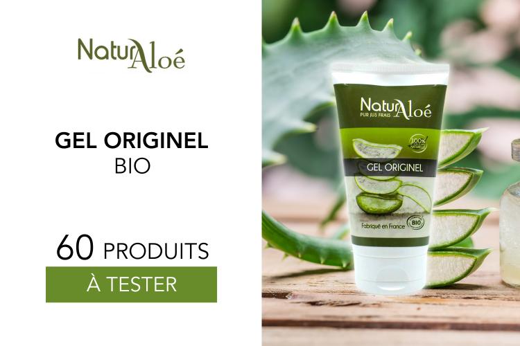 60 Gels Originel Bio de NaturAloé