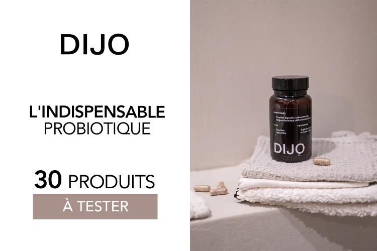 30 Cures L'Indispensable probiotiques de DIJO