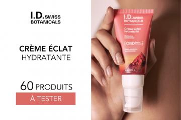 60 Crème éclat hydratante