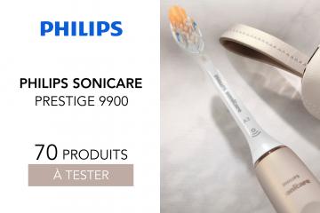 70 Philips Sonicare Prestige 990 de Philips Sonicare à tester