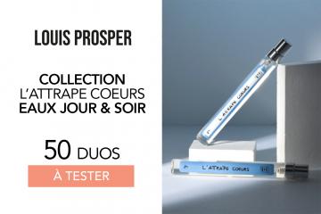 La Collection l'Attrape Coeurs de Louis Prosper : 50 duos à tester !