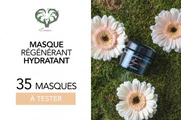 Masque régénérant hydratant