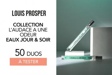 La Collection l'Audace à une Odeur de Louis Prosper : 50 duos à tester !