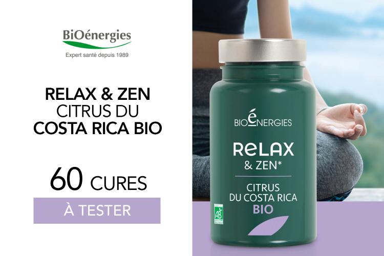 Bioénergies Relax & Zen : 60 cures à tester !