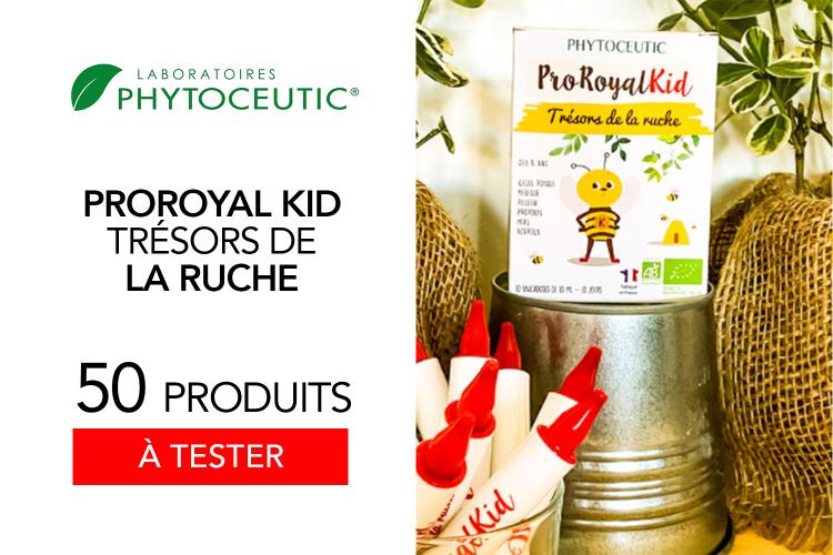 PROROYAL KID TRÉSORS DE LA RUCHE : 50 produits à tester !