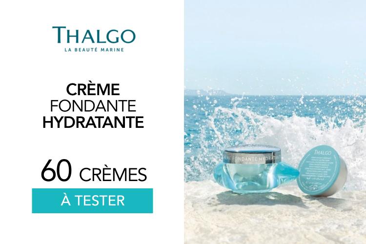 Découvrez votre nouvel allié hydratation - 60 Crèmes Fondantes Hydratantes à tester !