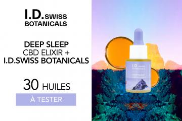 Deep Sleep CBD Elixir : 30 élixir à tester !