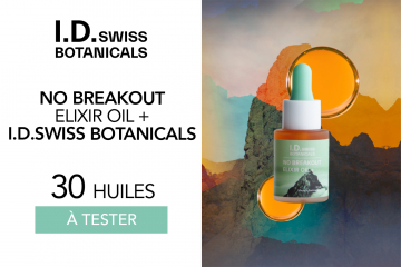 No Breakout Elixir Oil + : 30 huiles à tester !