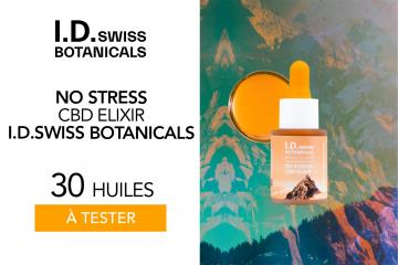 No Stress CBD Elixir : 30 élixir à tester !