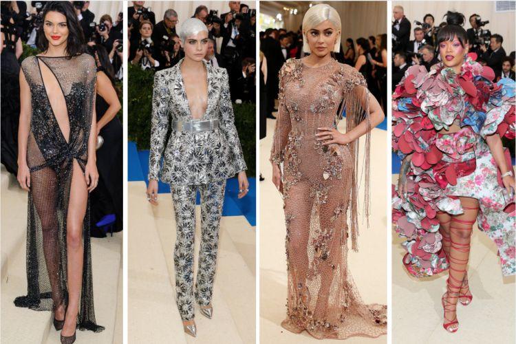 Met Gala 2017 : les looks beauté des stars