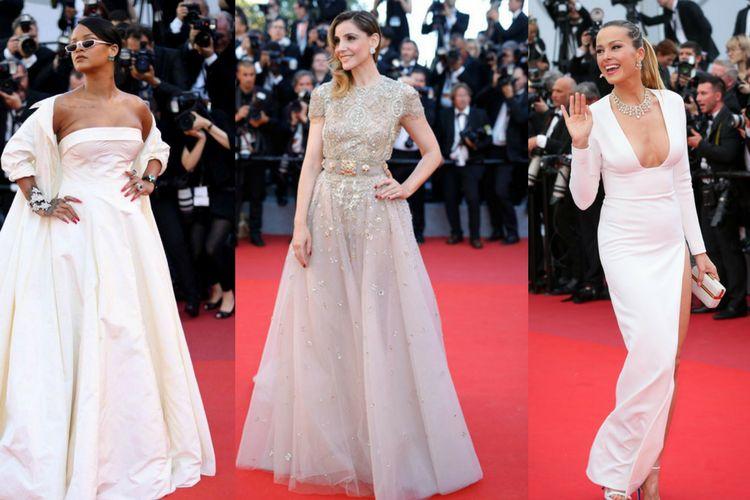 Cannes 2017: les plus belles coiffures de stars