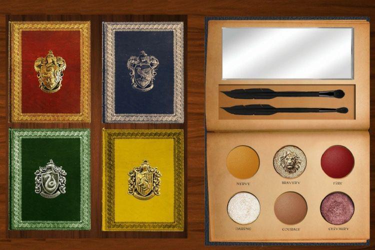 Les palettes de maquillage Harry Potter font le buzz