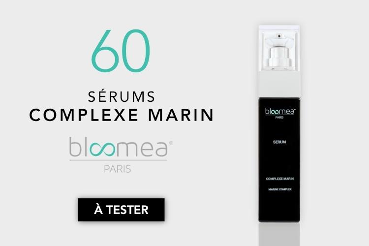 60 Sérums Complexe Marin de Bloomea à tester