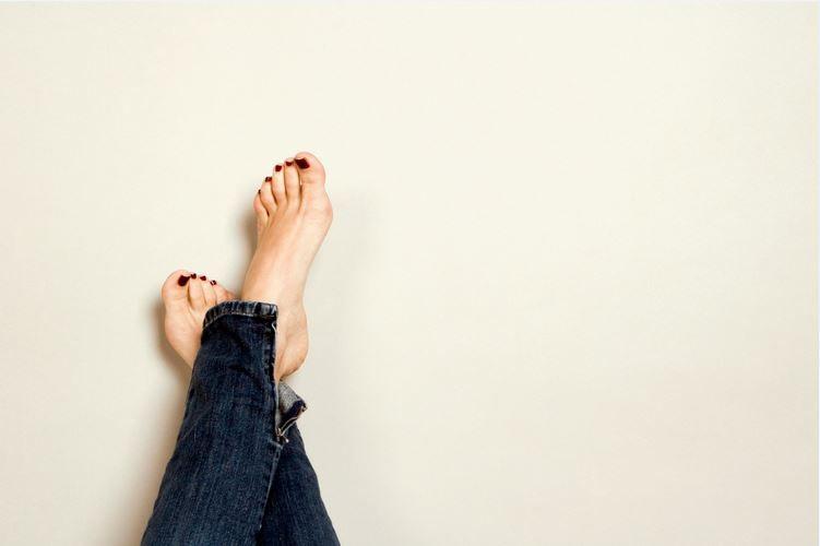 huile vegetale pieds secs