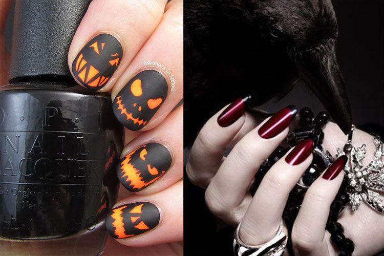 Les 10 meilleurs nail art pour Halloween