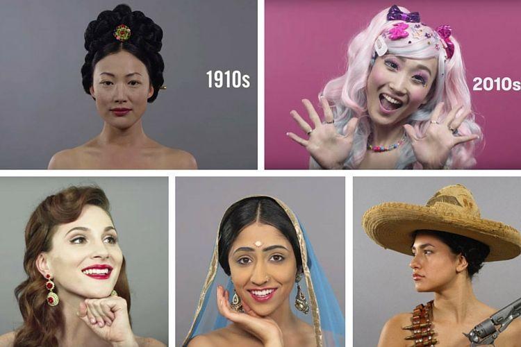 100 ans de beauté : l'intégrale !
