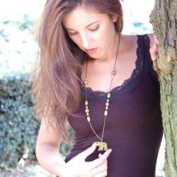 La beauty interview de Beauty portrait: Amélie Martins, créatrice des bijoux Ame&lys