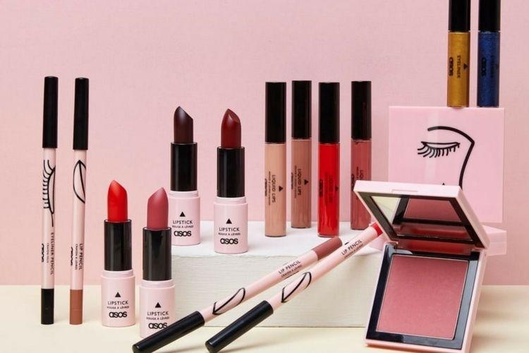 Asos lance sa première gamme de maquillage