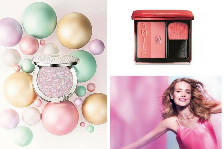 La collection de maquillage Guerlain pour le printemps 2016