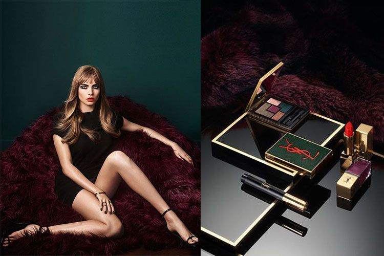 Scandal : La collection maquillage Yves Saint Laurent pour l'automne