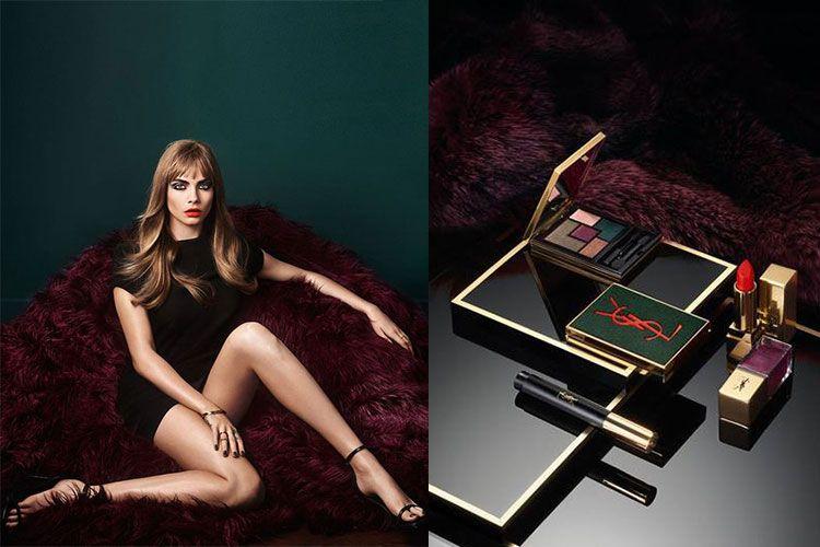 Scandal : La collection maquillage Yves Saint Laurent pour l'automne