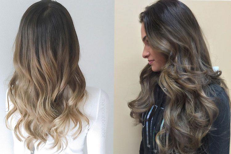 Coloration  les plus jolis balayages cheveux