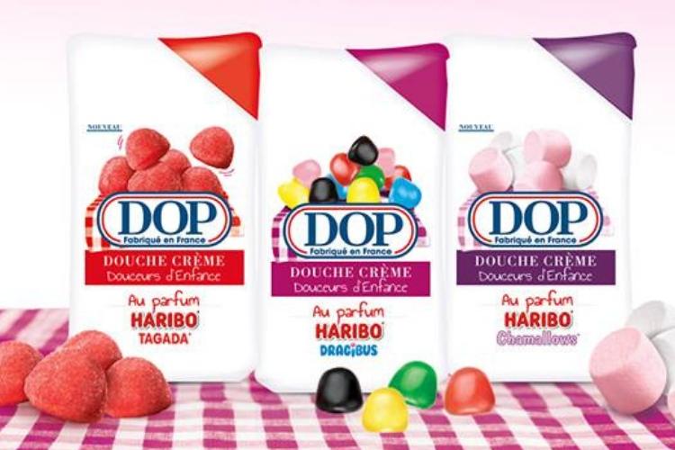 Best seller : Douche Crème Douceurs d'Enfance de Dop