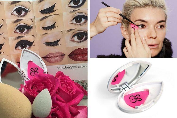 L'éponge Liner de Beauty Blender : finie la galère de l'eyeliner ?