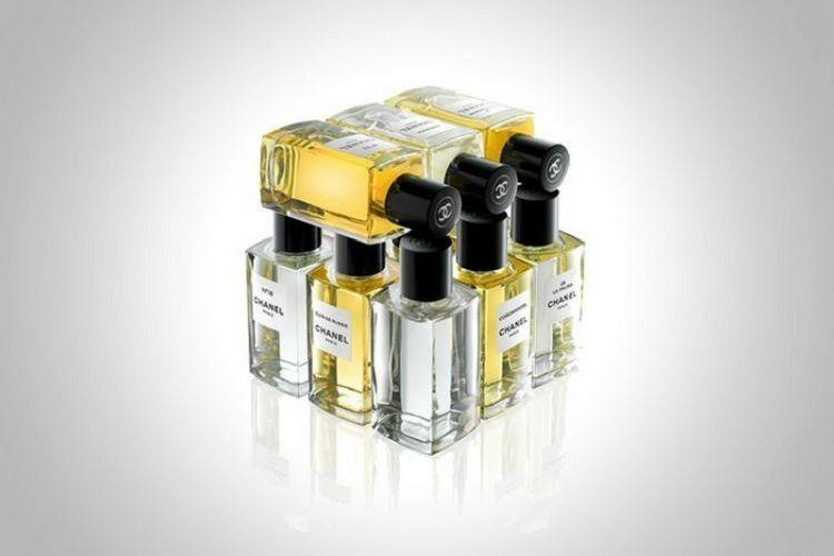 Coffret Parfum, à la découverte des Exclusifs de Chanel