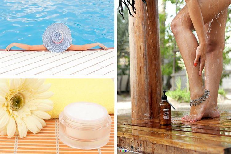 Exfolier sa peau avant l'été : pourquoi et comment le faire ?