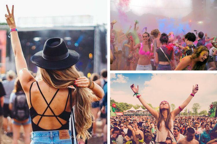 Un vanity idéal pour les festivals de l'été