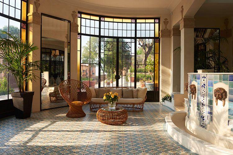 Les Fontaines Parfumées de LVMH pour les maisons Christian Dior et Louis Vuitton